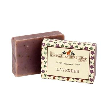 The Donegal Natural Irish Soap Company Handmade Irish Soap Lavender