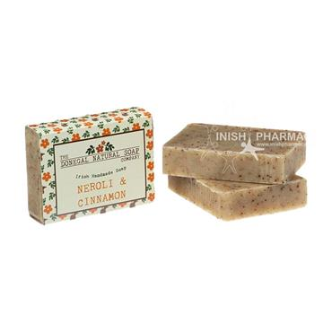 The Donegal Natural Irish Soap Company Handmade Irish Soap Neroli & Cinnamon
