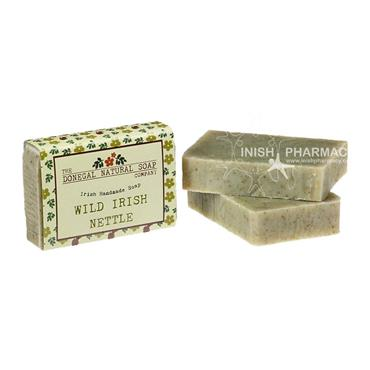The Donegal Natural Irish Soap Company Handmade Irish Soap Wild Nettle & Vetiver