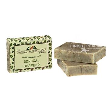 The Donegal Natural Irish Soap Company Handmade Irish Soap Donegal Seaweed