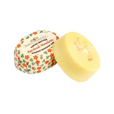 The Donegal Natural Irish Soap Company Massage Bar Patchouli Mandarin