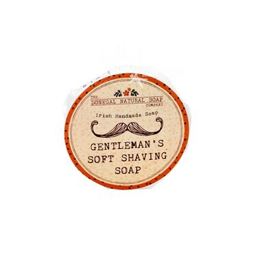 The Donegal Natural Irish Soap Company Shaving Soap