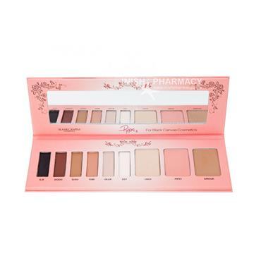 Blank Canvas Cosmetics Pippa Palette