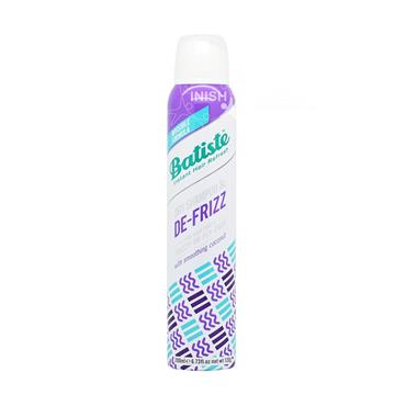 Batiste Dry Shampoo & Defrizz Invisible Formula 200ml