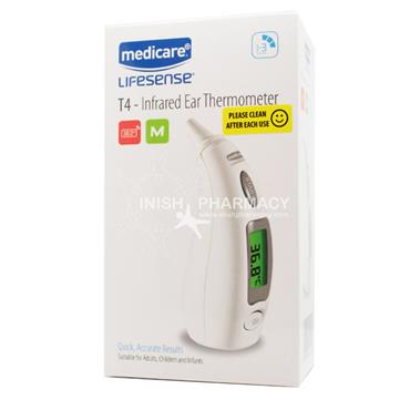 Medicare 1-3 Second T4 Infrared  Ear Thermometer MD632