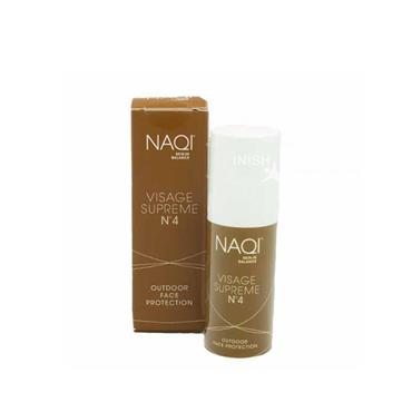 Naqi Visage Supreme No 4 Outdoor Face Protection 50ml
