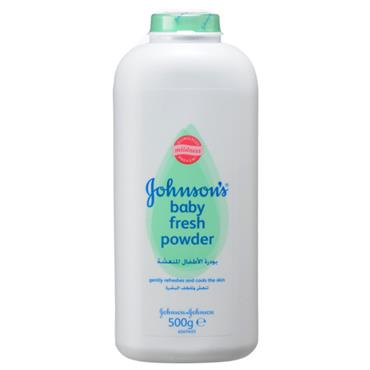 Johnsons Baby Fresh Powder 500g
