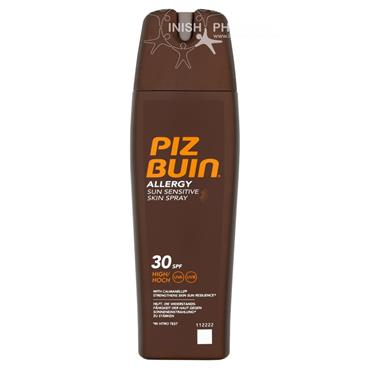 Piz Buin Sun Sensitive Allergy Spray SPF30 200ml