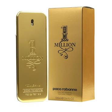 Paco Rabanne 1 Million Mens EDT 100ml