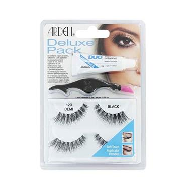 Ardell Deluxe Pack Demi 120 Black Eyelashes