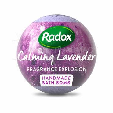 Radox Bath Bomb Calming Lavender 100g