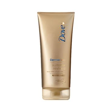 Dove Derma Spa Summer Revived Body Lotion Fair/Med Skin 200ml
