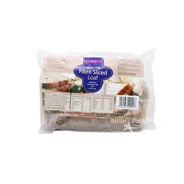 Juvela Gluten Free Fibre Sliced Loaf 400g