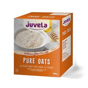 Juvela Gluten Free Pure Oats Porridge 500g