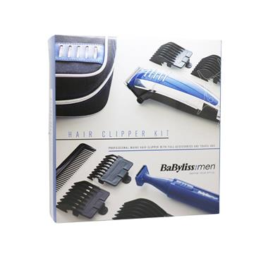 Babyliss For Men Hair Clipper Kit