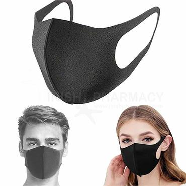 Reusable Synthetic Face Mask