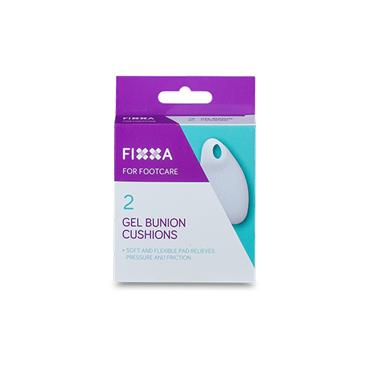 FIXXA Gel Bunion Cushions 2 Pack