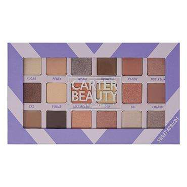 Carter Beauty Sweet Apricot 18-shade Palette