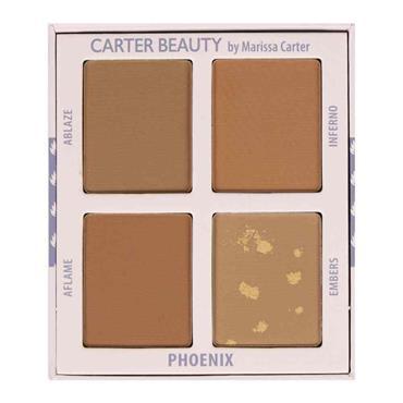 Carter Beauty Phoenix Mini Bronzer Palette