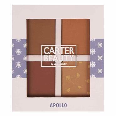 Carter Beauty Apollo Mini Bronzer Palette