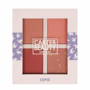 Carter Beauty Cupid Mini Blusher Palette