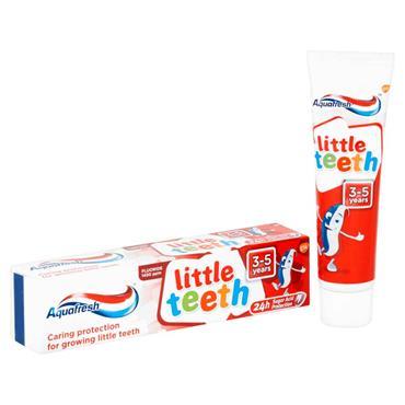Aquafresh Little Teeth Toothpaste 3-5 yrs 50ml