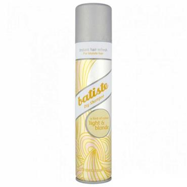 Batiste Dry Shampoo A Hint Of Colour Brilliant Blonde 200ml