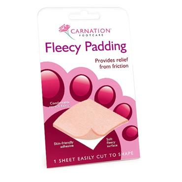Carnation Fleecy Padding 1 Sheet