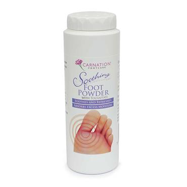Carnation Soothing Foot Powder 75g