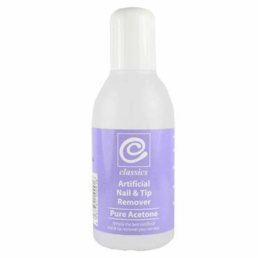 Classics Artificial Nail And Tip Remover Pure Acetone 150ml