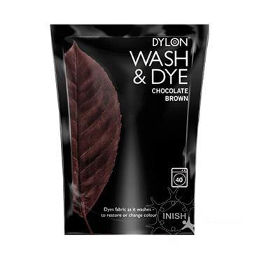 Dylon Wash & Dye Chocolate Brown 400g