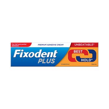 Fixodent Plus Dual Power Best Hold 40g