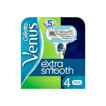 Gillette Venus Extra Smooth Blades 4 Pack