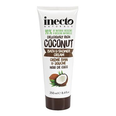 Inecto Pure Coconut Shower Cream 250ml