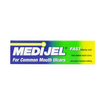 Medijel - Mouth Ulcer Gel 15g