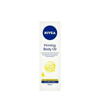 Nivea Q10 Firming Body Oil 200ml