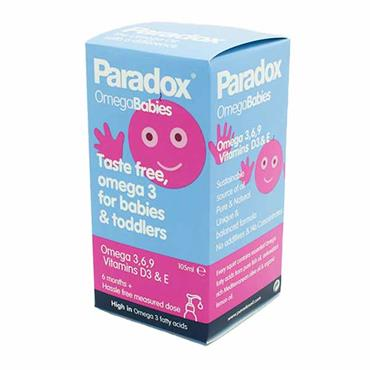 Paradox Omega Babies 105ml