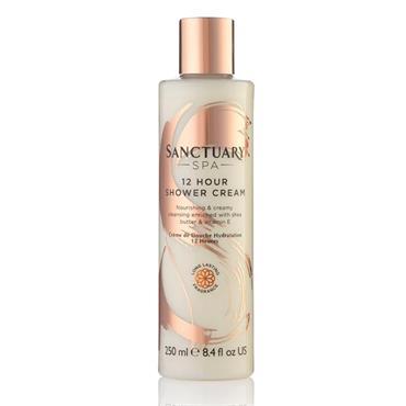 Sanctuary Spa 12 Hr Moisturising Shower Cream 250ml