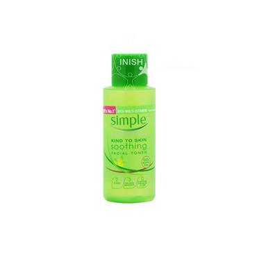 Simple Facial Toner Travel Size 50ml