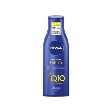 Nivea Q10+ Vitamin C Rich Firming Body Moisturiser 250ml