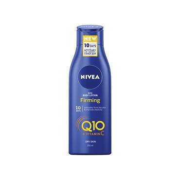 Nivea Q10 + Vitamin C Rich Firming Body Moisturiser 250ml