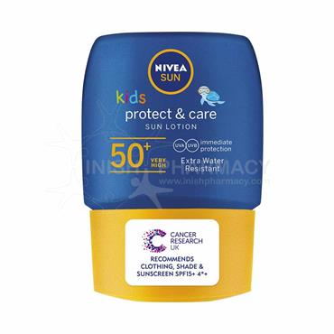 Nivea Sun Kids Lotion Pocket Size SPF50 50ml