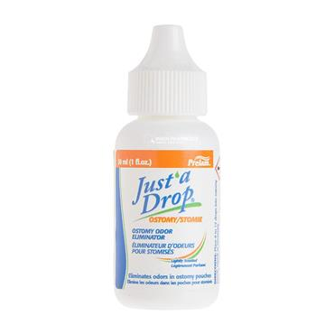 Just A Drop Ostomy Odour Eliminator Lightly Scented 30ml