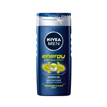 Nivea Men Shower Energy 250ml