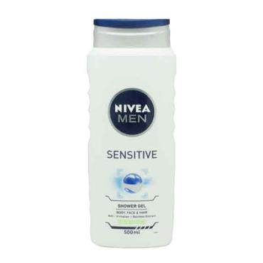 Nivea Men Sensitive Shower Gel 500ml