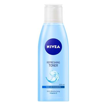 Nivea Daily Essentials Refreshing Toner for Normal to Combination Skin 200ml