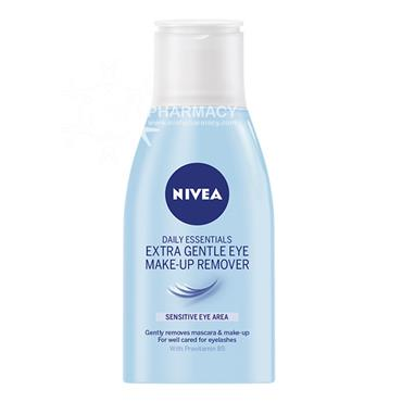 Nivea Extra Gentle Eye MakeUp Remover 125ml