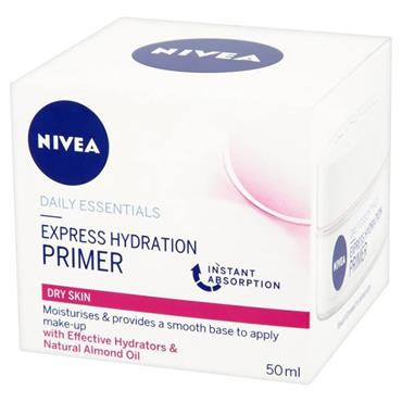 Nivea Daily Essentials Express Hydration Primer Dry Sensitive 50ml