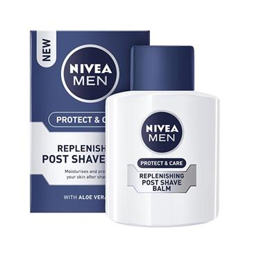 Nivea Men Protect & Care Replenishing Post Shave Balm 100ml
