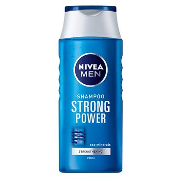 Nivea Men Strong Power Shampoo 250ml